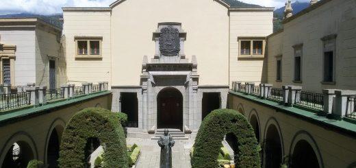 Aula Magna-RectoradoULA Mérida