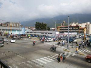 El Judo, Intercepción Av. 5 Zerpa con Av. Don Tulio y Calle 26 Campo Elías, Mérida. Lugar donde fueron detenidos Yuri, Pablo y Josué estudiantes ULA.